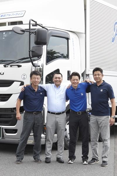 貸切便・専属便|トラックとドライバーをご用意し、お客様の会社の社外スタッフとしてご利用いただくサービス